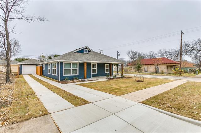 Photo of 1012 E Annie Street  Fort Worth  TX