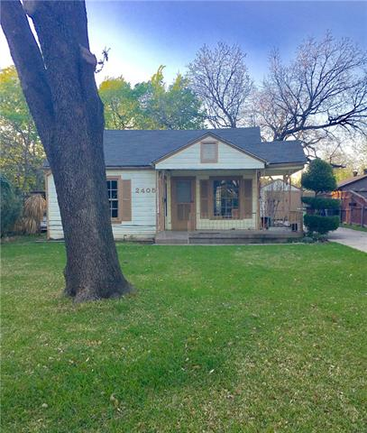 Photo of 2405 Anson Road  Dallas  TX