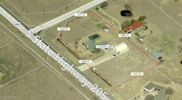 10689 S State Highway 205 Rockwall, TX 75032