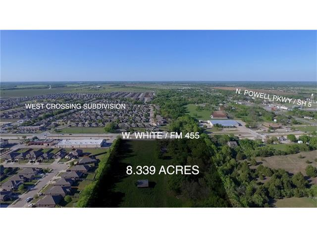 611 W White Street, Anna, Texas 0 Bedroom as one of Homes & Land Real Estate