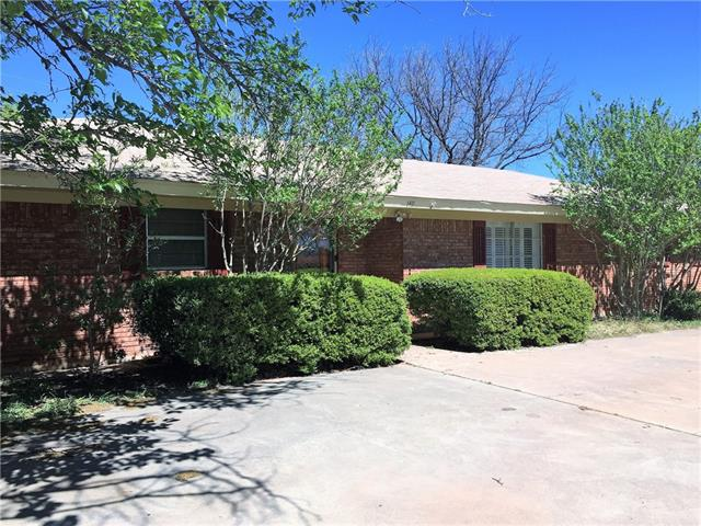 Photo of 1411 Bartley Street  Stamford  TX
