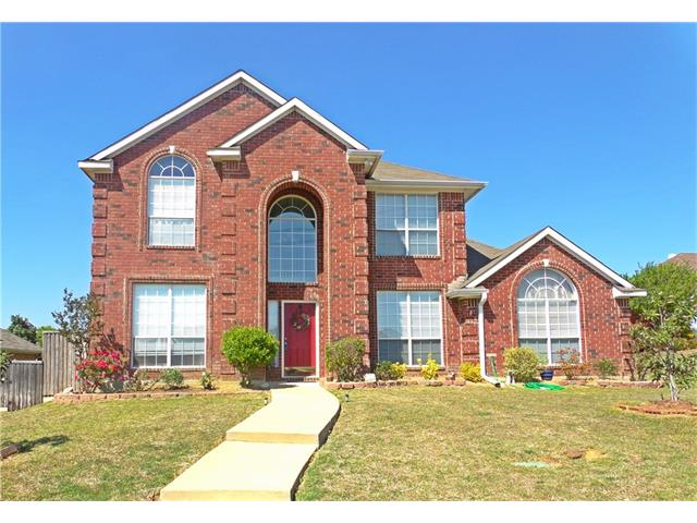 Photo of 3407 Dogwood Court  Sachse  TX