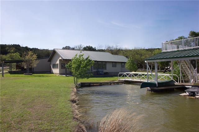 Property In Possum Kingdom Lake Hubbard Creek Lake