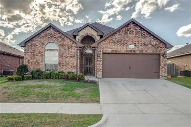 Photo of 4512 Hidden Meadows Trail  Denton  TX