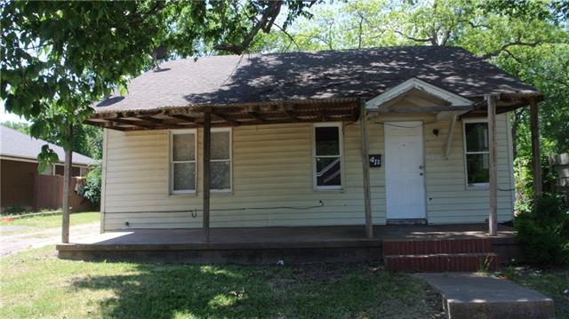 Photo of 412 S Montgomery Street  Sherman  TX