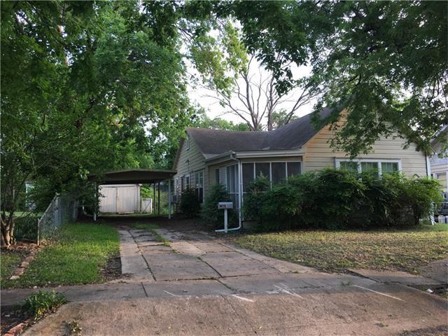 Photo of 1605 Caddo Street  Commerce  TX