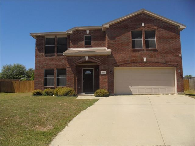 Photo of 3901 Estrella Court  Fort Worth  TX