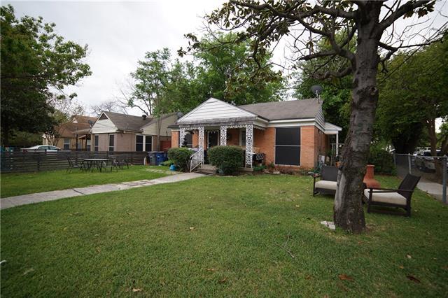 Photo of 2211 N Prairie Avenue  Dallas  TX