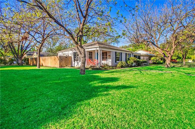 Photo of 3451 Brady Avenue  Fort Worth  TX