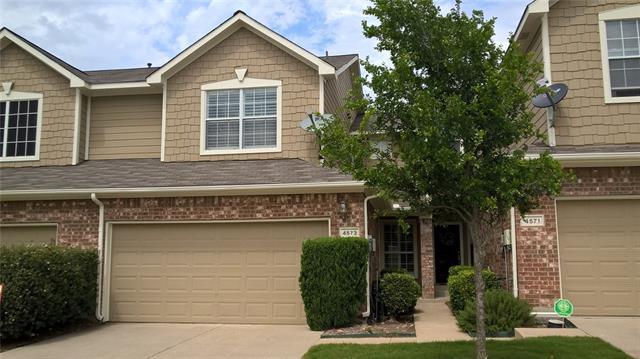 Photo of 4573 Woodsboro Lane  Plano  TX