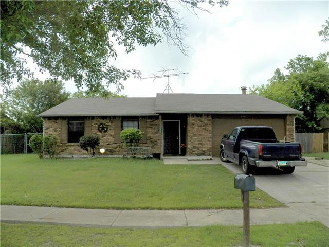 Photo of 3240 Chalmette Court  Forest Hill  TX
