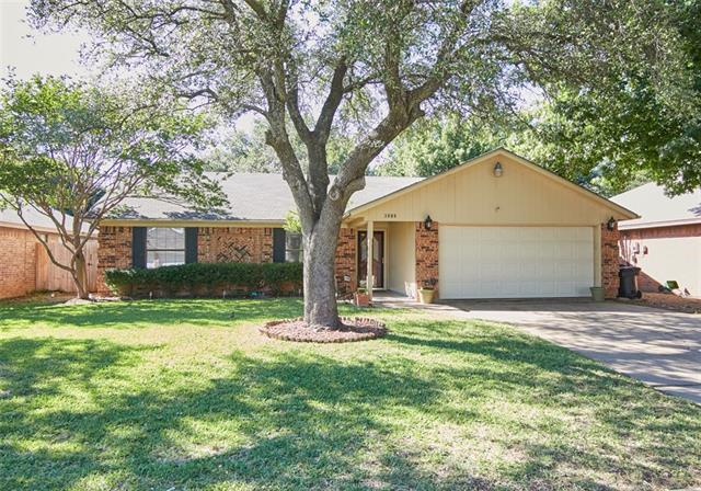 Photo of 3808 Fairhaven Drive  Fort Worth  TX