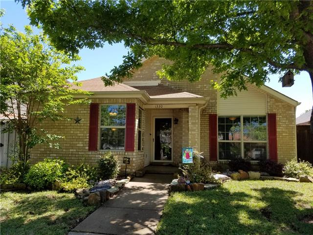 Photo of 1330 Maplewood Drive  Lewisville  TX