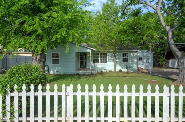 Photo of 2316 James Street  Denton  TX