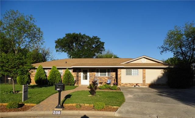 Photo of 208 Park Drive  Early  TX