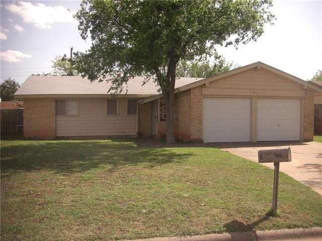 Photo of 4733 Don Juan Street  Abilene  TX