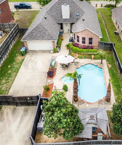 Photo of 3311 Dogwood Court  Sachse  TX