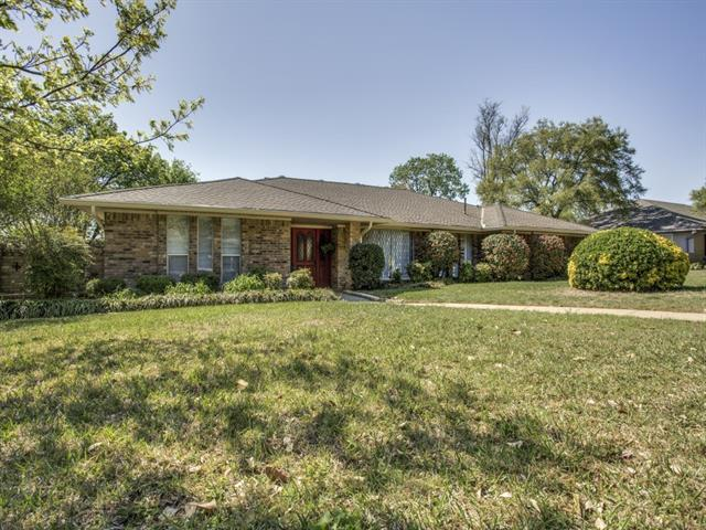 Photo of 2140 Woodbrook Street  Denton  TX