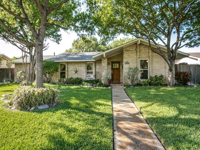 Photo of 3807 Blue Trace Lane  Farmers Branch  TX