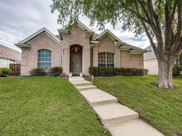 Photo of 3841 Pine Valley Drive  Plano  TX