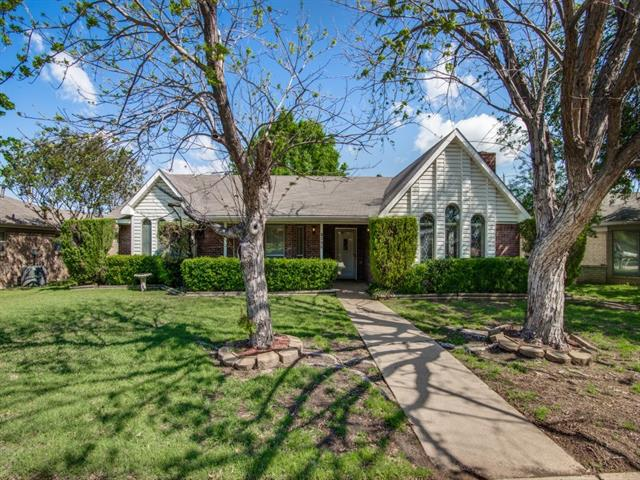 Photo of 1629 Rocky Point Drive  Lewisville  TX
