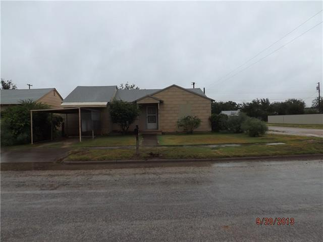 Photo of 213 NW Avenue J  Hamlin  TX