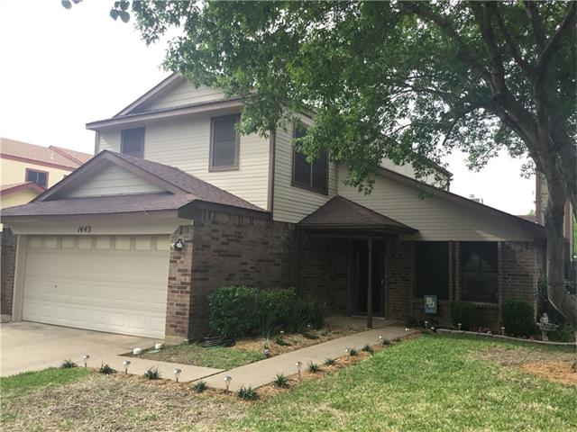 Photo of 1443 Thistlewood Lane  Grapevine  TX
