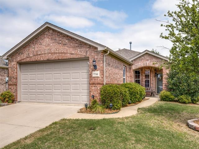 Photo of 7744 Oakland Hills Lane  Frisco  TX
