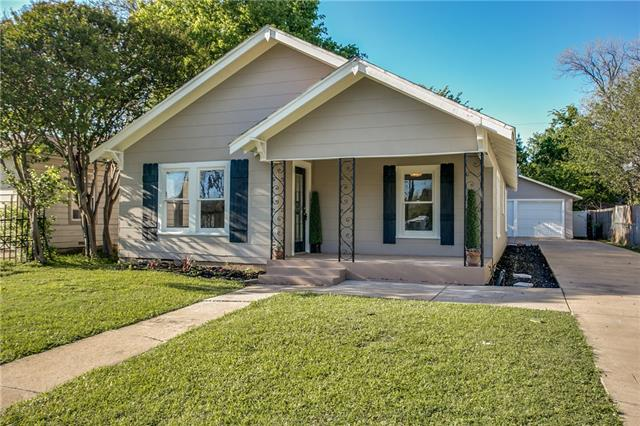 Photo of 1216 Woodland Avenue  Fort Worth  TX