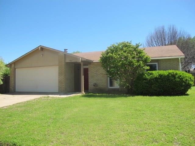 Photo of 7537 Parkwood Lane  Fort Worth  TX