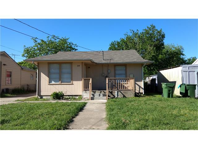 Photo of 209 Lipscomb Street  Garland  TX