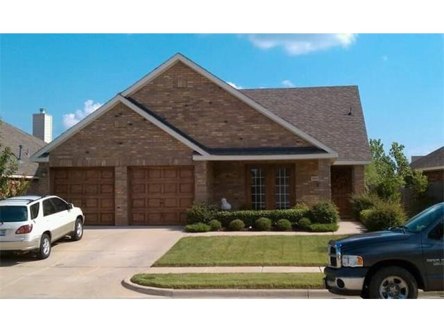 Photo of 5921 Brookside Drive  Denton  TX