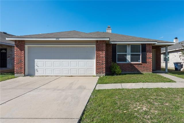 Photo of 4104 Thoroughbred Trail  Fort Worth  TX