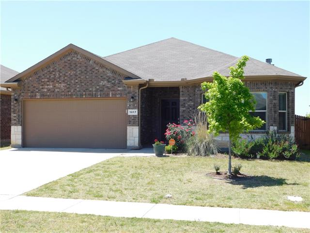 Photo of 1017 Jodie Drive  Weatherford  TX