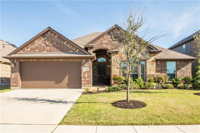 Photo of 2416 Silverthorn Court  Fort Worth  TX