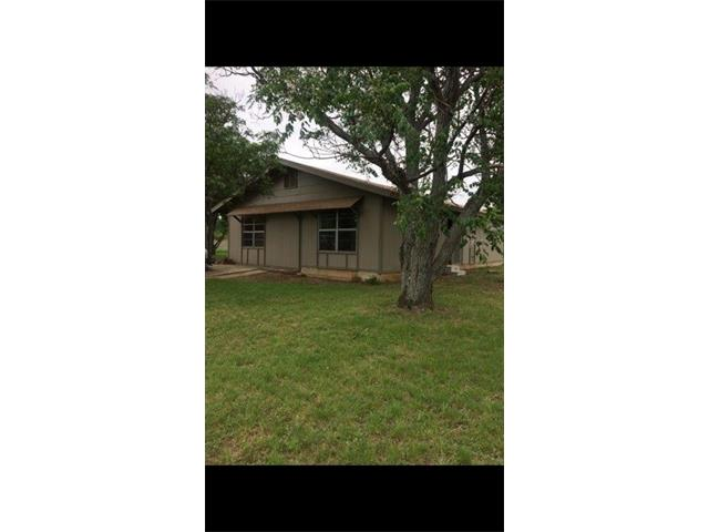Photo of 7105 Ennis Drive  Brownwood  TX