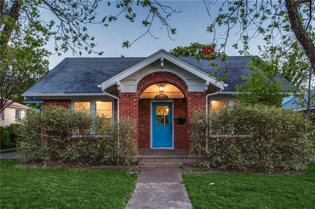 Photo of 3326 Burlingdell Avenue  Dallas  TX