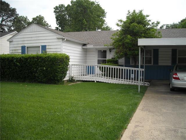 Photo of 1840 Garden Oaks Drive  Irving  TX