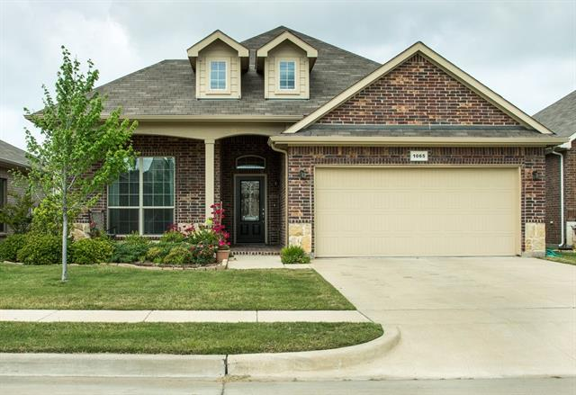 Photo of 1065 Jodie Drive  Weatherford  TX