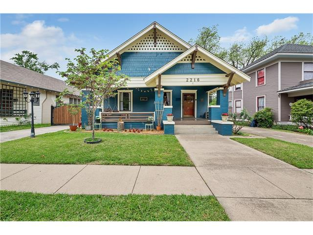 Photo of 2216 College Avenue  Fort Worth  TX