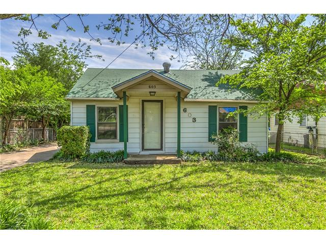 Photo of 603 Lilly Street  Cleburne  TX