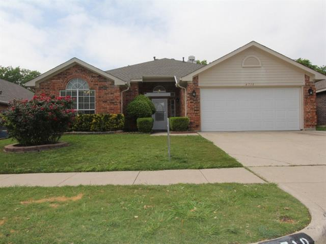 Photo of 4710 Osage Court  Arlington  TX