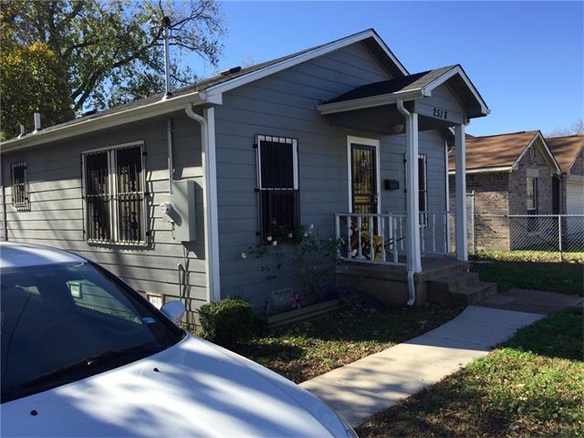 Photo of 2518 Hooper Street  Dallas  TX