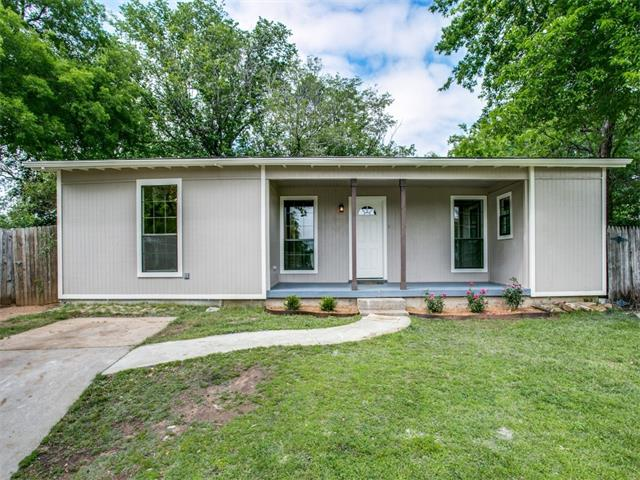 Photo of 601 Terry Road  Hurst  TX
