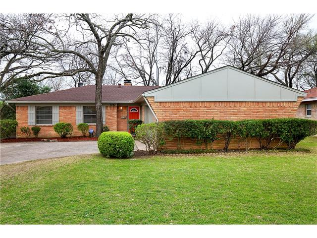 Photo of 7743 Claremont Drive  Dallas  TX