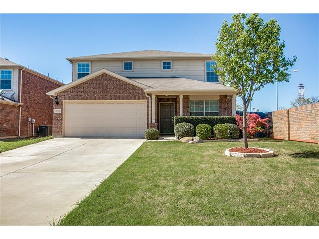 Photo of 2617 Avenel Court  Fort Worth  TX