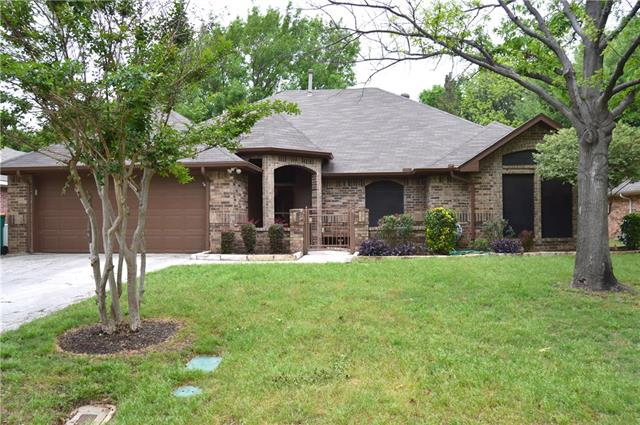 Photo of 2168 Brady Drive  Lewisville  TX