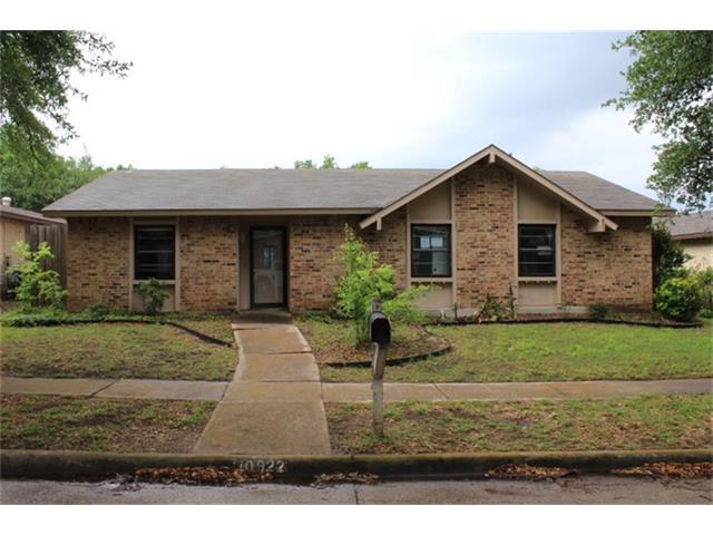 Photo of 10922 Villa Haven Drive  Dallas  TX