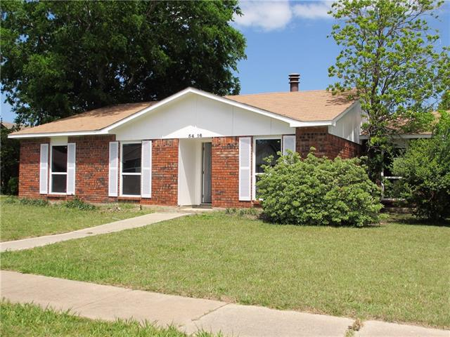 Photo of 5416 Rice Drive  The Colony  TX