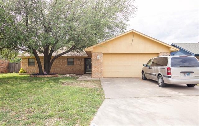 Photo of 4358 Bluebonnet Court  Abilene  TX